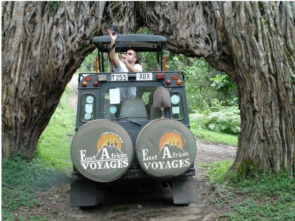 Arusha National Park Day Trip